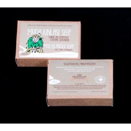 Mud Islander Soap