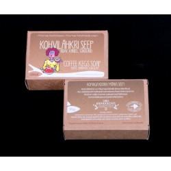 Coffee kegs soap