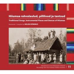 CD,DVD Hiiumaa rahvalaulud, pillilood ja tantsud