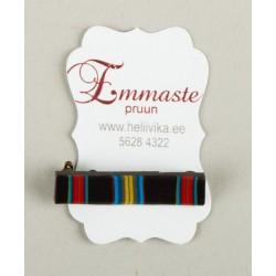 Hiiumaa ethnic brooch pin (EMMASTE)