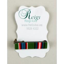 Hiiumaa ethnic brooch pin (REIGI)