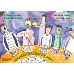 Külade maitsete kalender 2020